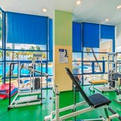 Отель H10 Habana Panorama фитнесс-зал