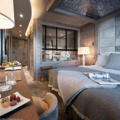 Grandes Alpes Hotel комната для гостей фото 3