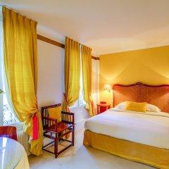 Hotel Villa Escudier Булонь-Бийанкур комната для гостей фото 4