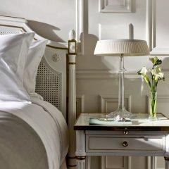 Отель Le Meurice удобства в номере