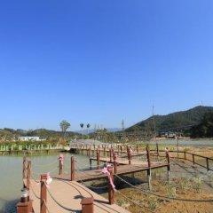 Отель Fogang Hemingzhou Sakura Hot Spring Resort фото 7