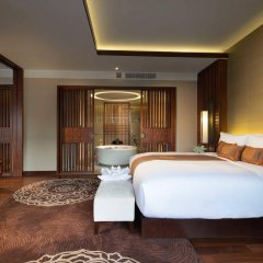 Отель Angsana Xian Lintong комната для гостей