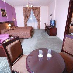 Al Bustan Hotel Flats Шарджа комната для гостей фото 2
