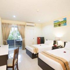 Santiphap Hotel & Villa комната для гостей фото 3