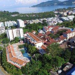 Отель Baan Yuree Resort And Spa Пхукет пляж