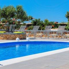 Отель Monolithia Греция, Остров Санторини - отзывы, цены и фото номеров - забронировать отель Monolithia онлайн бассейн фото 3