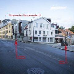 Апартаменты City Housing - Bergelandsgata 13 - Klostergaarden Apartments Ставангер фото 5