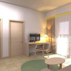 Джемете Отель комната для гостей