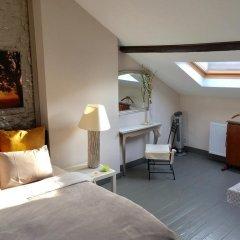 Отель B&b D&f Suites Brussels Брюссель комната для гостей фото 2