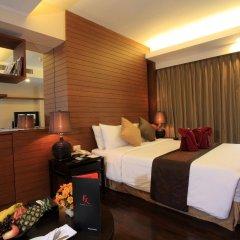 Отель FuramaXclusive Sathorn, Bangkok Бангкок комната для гостей