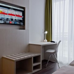 Отель Super 8 Munich City West Германия, Мюнхен - 1 отзыв об отеле, цены и фото номеров - забронировать отель Super 8 Munich City West онлайн удобства в номере фото 2