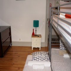 White and Grey Lisbon - Hostel удобства в номере