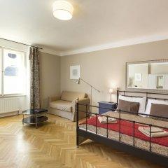 Отель Old Town - Templova Apartments Чехия, Прага - отзывы, цены и фото номеров - забронировать отель Old Town - Templova Apartments онлайн комната для гостей фото 3