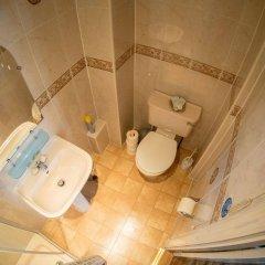 Отель Corstorphine Lodge Великобритания, Эдинбург - отзывы, цены и фото номеров - забронировать отель Corstorphine Lodge онлайн ванная фото 2