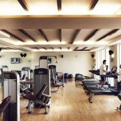 Отель Raffles Dubai фитнесс-зал