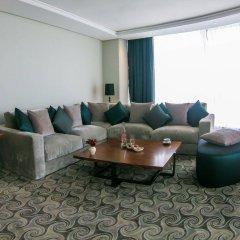 Отель Grand Mogador CITY CENTER - Casablanca Марокко, Касабланка - отзывы, цены и фото номеров - забронировать отель Grand Mogador CITY CENTER - Casablanca онлайн комната для гостей фото 5