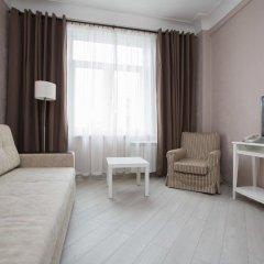Гостиница Balmont Апартаменты Парк Культуры в Москве отзывы, цены и фото номеров - забронировать гостиницу Balmont Апартаменты Парк Культуры онлайн Москва комната для гостей фото 5