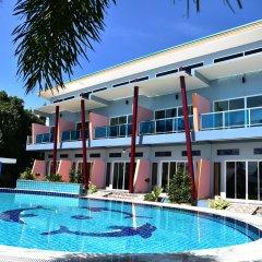 Отель Imsook Resort Таиланд, Пак-Нам-Пран - отзывы, цены и фото номеров - забронировать отель Imsook Resort онлайн бассейн фото 3