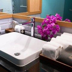 Отель Anana Ecological Resort Krabi Таиланд, Ао Нанг - отзывы, цены и фото номеров - забронировать отель Anana Ecological Resort Krabi онлайн ванная фото 2