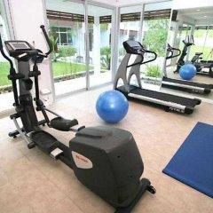 Отель The Park Samui фитнесс-зал фото 2