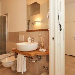 Отель Panoramic Suites Cavour 34 Италия, Флоренция - отзывы, цены и фото номеров - забронировать отель Panoramic Suites Cavour 34 онлайн ванная