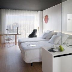 Отель Barceló Hotel Sants Испания, Барселона - 10 отзывов об отеле, цены и фото номеров - забронировать отель Barceló Hotel Sants онлайн комната для гостей фото 2