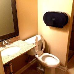 Dc International Hostel Вашингтон ванная