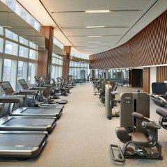 Отель Signiel Seoul Сеул фитнесс-зал фото 3