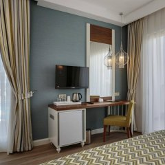 Отель Side Crown Charm Palace Сиде удобства в номере