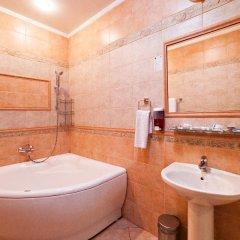 Мини-Отель Комфитель Александрия 3* Стандартный номер с двуспальной кроватью фото 10