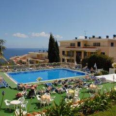 Отель Dorisol Mimosa Hotel Португалия, Фуншал - отзывы, цены и фото номеров - забронировать отель Dorisol Mimosa Hotel онлайн бассейн фото 2