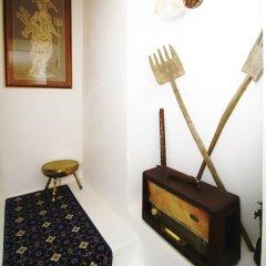 Dantela Butik Hotel Чешме сейф в номере