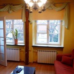 Апартаменты Warsaw Old Town Apartment Варшава комната для гостей фото 4