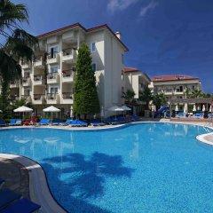 Sun City Apartments & Hotel Турция, Сиде - отзывы, цены и фото номеров - забронировать отель Sun City Apartments & Hotel онлайн бассейн фото 3