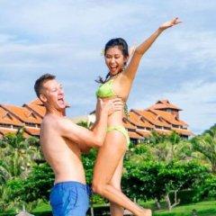 Отель Romana Resort & Spa фитнесс-зал фото 3