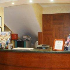 Osimar Hotel интерьер отеля фото 3