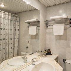 Отель Philippion Beach Салоники ванная