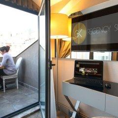 Отель GK Regency Suites балкон