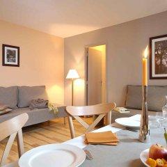 Отель Aparthotel Adagio Paris Montmartre комната для гостей