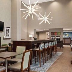 Отель Hampton Inn Brooklyn Park, MN США, Бруклин-Парк - отзывы, цены и фото номеров - забронировать отель Hampton Inn Brooklyn Park, MN онлайн гостиничный бар