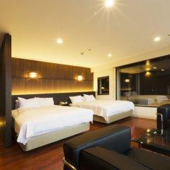 Отель Sansuikan Япония, Беппу - отзывы, цены и фото номеров - забронировать отель Sansuikan онлайн комната для гостей фото 4