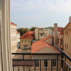 Апартаменты Old Prague Apartment Прага балкон