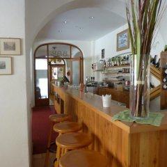 Отель Berghotel Franzenshöhe Стельвио гостиничный бар
