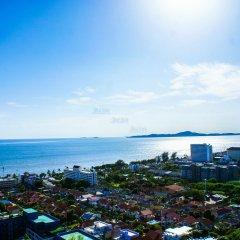 Отель Dusit Grand Condo View Jomtien Паттайя пляж фото 2