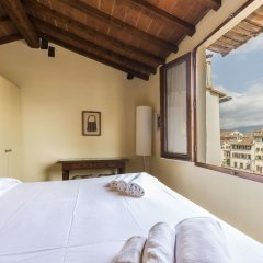 Отель Santa Croce View Италия, Флоренция - отзывы, цены и фото номеров - забронировать отель Santa Croce View онлайн балкон