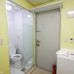 Отель JJ Guesthouse Namdaemun ванная