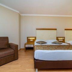 Hane Garden Hotel Сиде комната для гостей