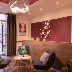 The Originals Hotel Paris Montmartre Apolonia (ex Comfort Lamarck) интерьер отеля фото 3