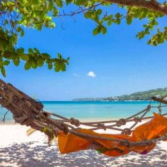 Отель Print Kamala Resort пляж фото 2