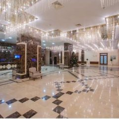 Президент-Отель интерьер отеля